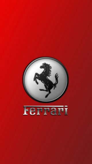 Обои на телефон феррари, логотипы, красые, red ferrari logo, ferrari
