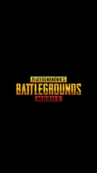 Обои на телефон мобильный, пабг, логотипы, pubg mobile logo, pubg