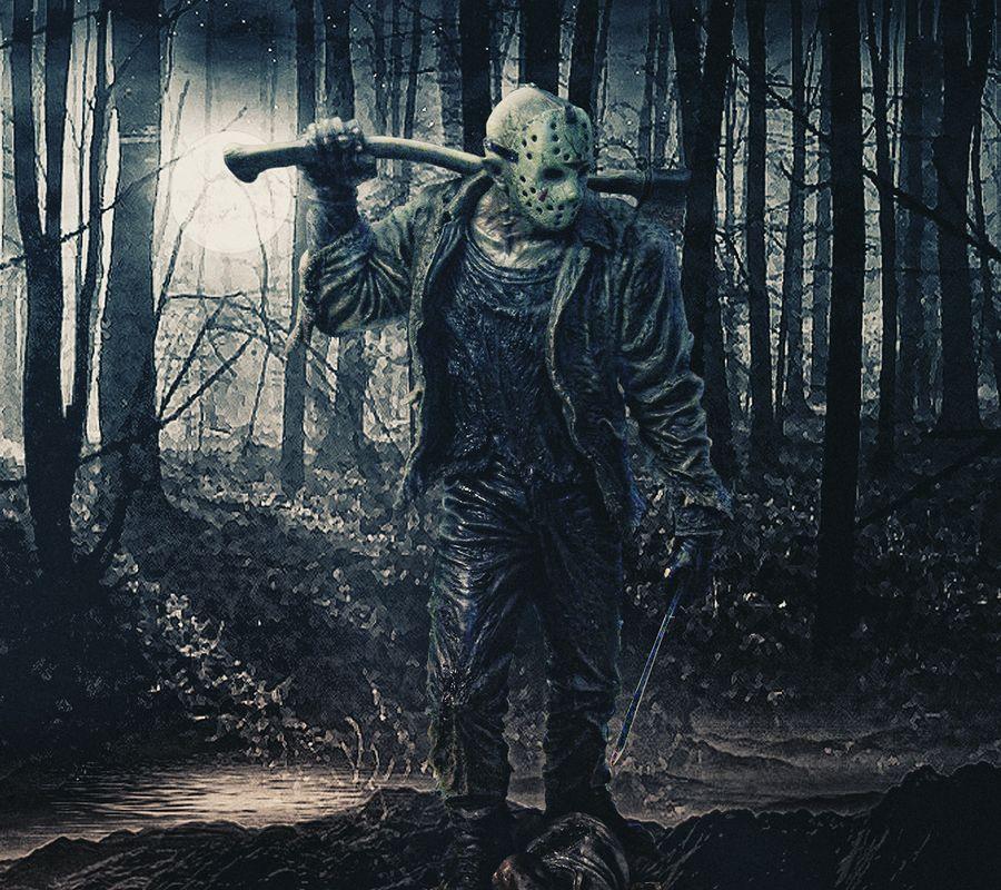 Обои на телефон ужасы, пятница, маска, джейсон, voorhees, axe, 13th