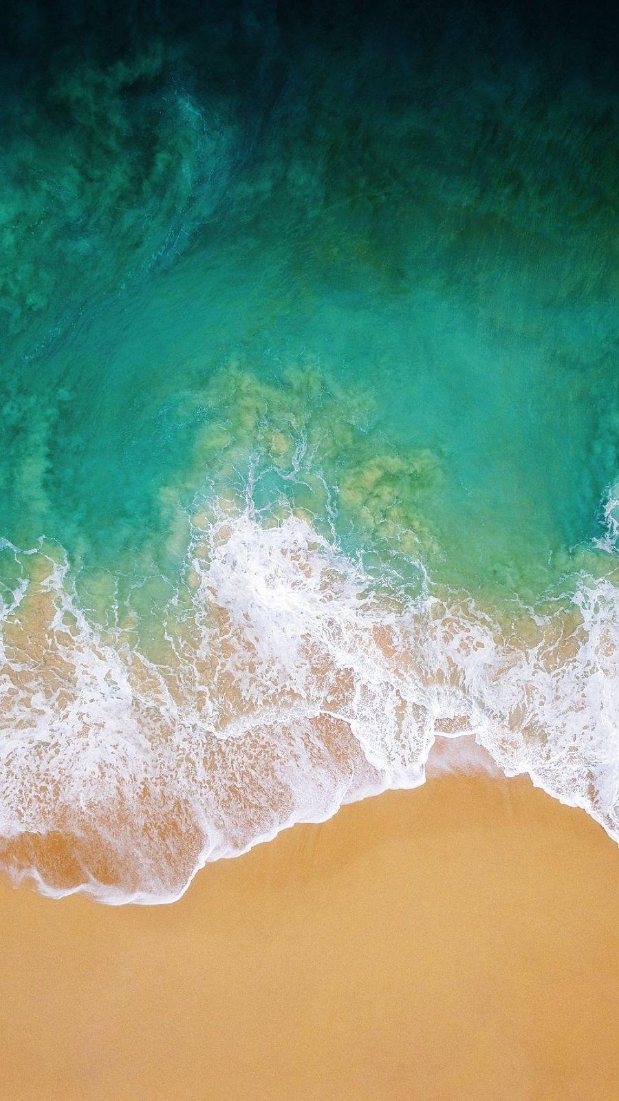 Обои на телефон эпл, тропические, пляж, море, айфон, iso, iphone x, iphone, hd, apple